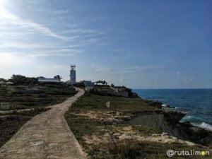 Faro de la Punta Sur en Isla Mujeres
