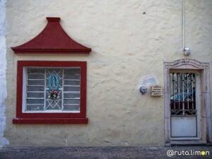 Casas de Colores en Calzada de los Frailes, Valladolid