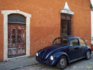 Coche en Calzada de los Frailes, Valladolid