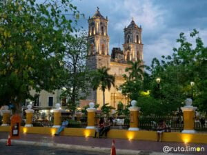 Plaza Principal de Valladolid