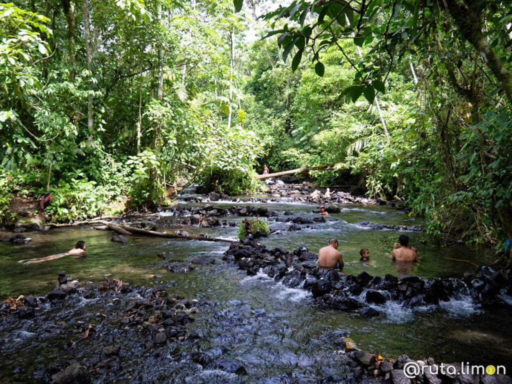 Volcan Arenal Costa Rica - Termas de Rio caliente