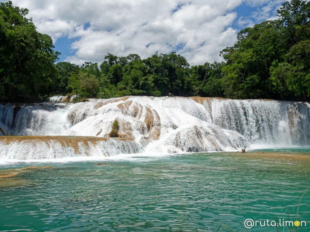 agua azul tour palenque