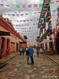 Calle en San Cristóbal de las Casas - que ver en Chiapas