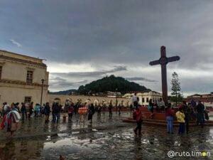 Plaza principal San Cristóbal de las Casas - que ver en Chiapas