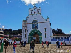 San Juan Chamula - que ver en Chiapas