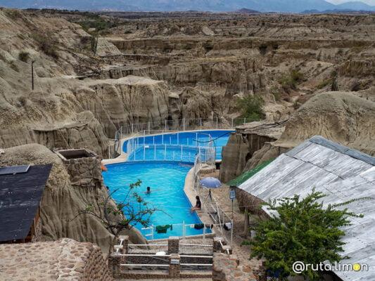 piscina Tatacoa Colombia
