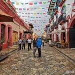 Victor y Ana en San Cristobal de las Casas - que ver en Chiapas
