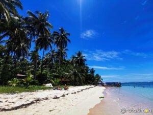 Playa Cayos Zapatilla - Bocas del Toro