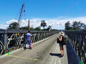 Cómo cruzar la frontera entre Costa Rica y Panamá
