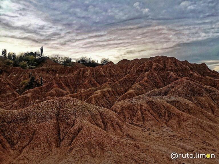 Desierto rojo de la Tatacoa