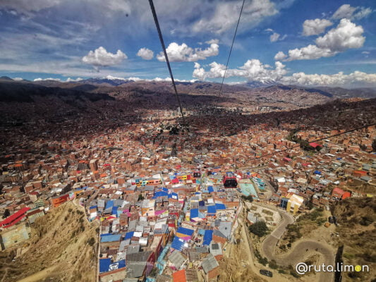 viajar a la paz bolivia